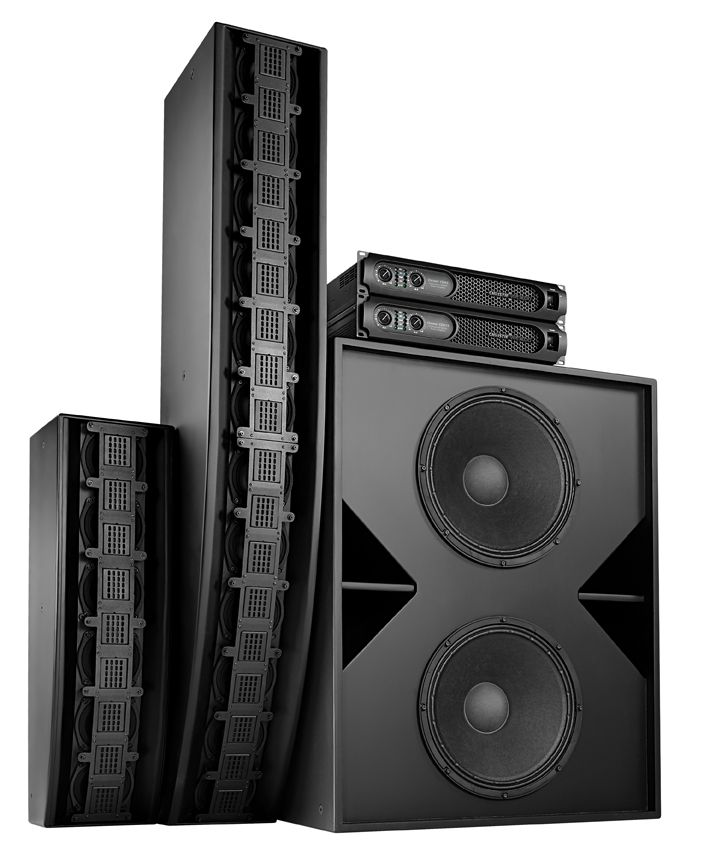 Complete Christie Vive Audio System