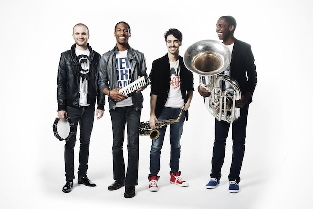 Jon Batiste And Stay Human (Credit: Peter Lueders)