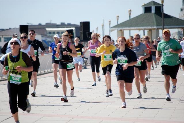 NJ Marathon Runners