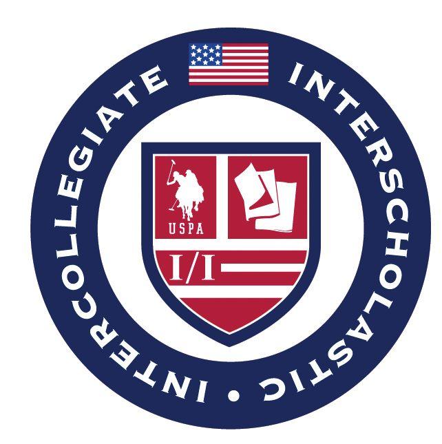 Interscholastic / Intercollegiate Polo Logo