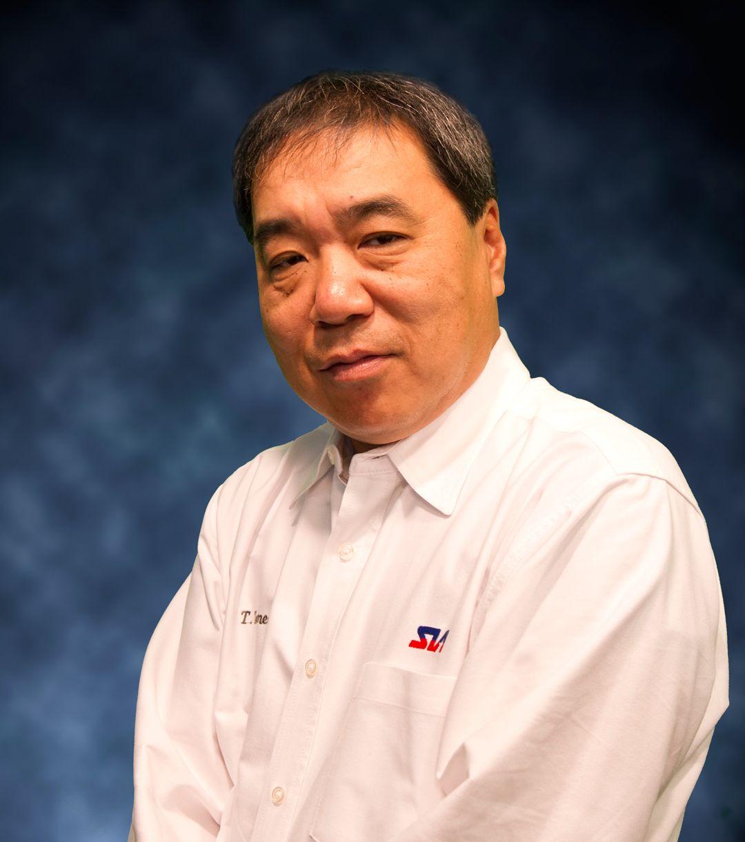 Toshiaki Tamegai, SIA President & CEO