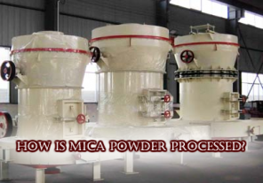 mica-powder