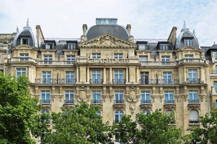 Fraser Suites Le Claridge Champs-Elysees_Facade