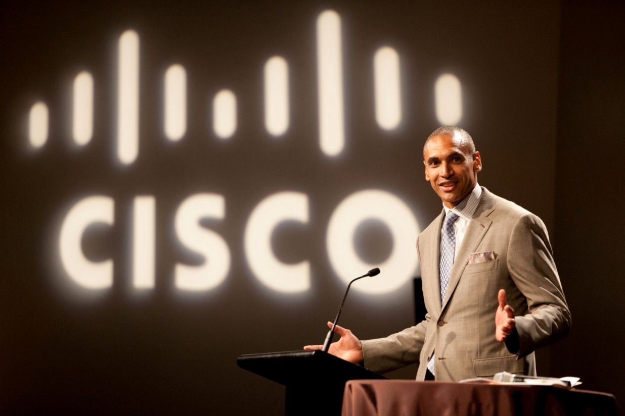Christopher Young- SVP -Cisco Security Business Gr