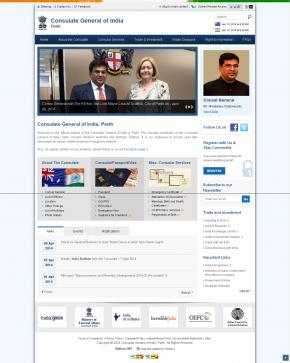 Consulate General of India  Perth