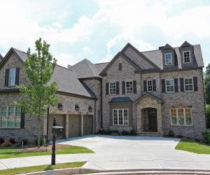 New Homes at The Enclave at Dunwoody