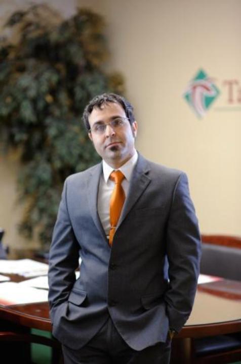 Moises Alvarez of Tax Care Franchise Group