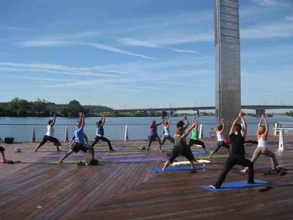 Free Outdoor Classes from VIDA FItness