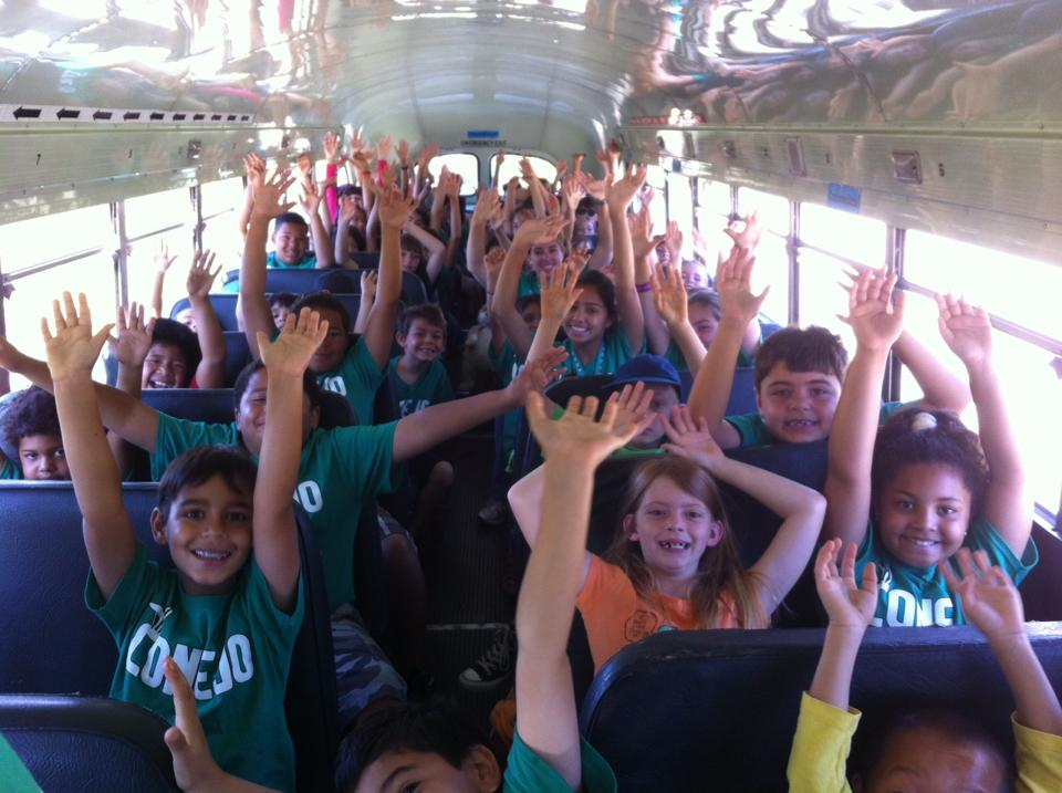 Conejo Valley YMCA summer camp