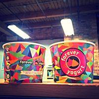 Forever Yogurt Prism Cup