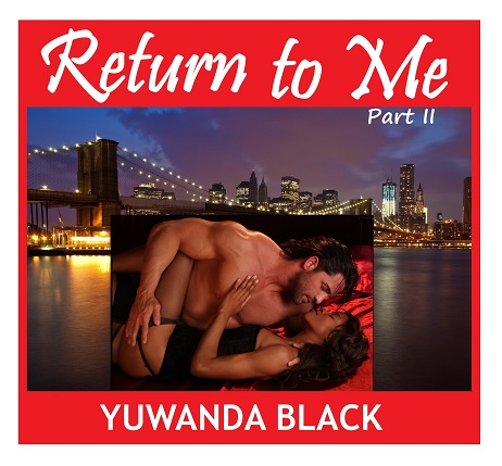 Return to Me, Part II -- A Short, Interracial Romance. Get it on Amazon and B&N.