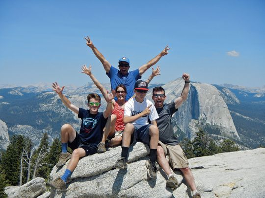 Yosemite Family Adventure