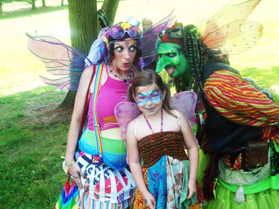 Maryland Faerie Festival fun for all!