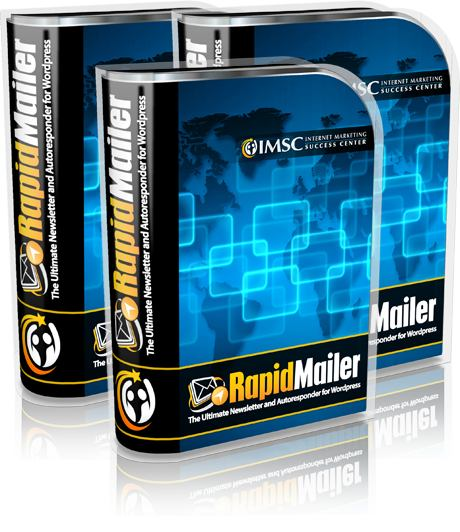 IMSC Rapid Mailer WP Plugin - Maximize Your Email Marketing and Save Money