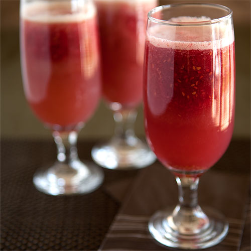 Raspberry Bellini Recipe