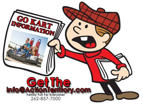 America's Action Territory Go Karts Attraction Open Now!