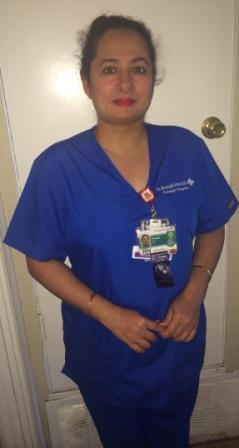 Fairhaven Care Award Winner Pratibha Seth - April 2014