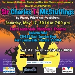 Sir Charles T. McStuffings - May 17, 2014