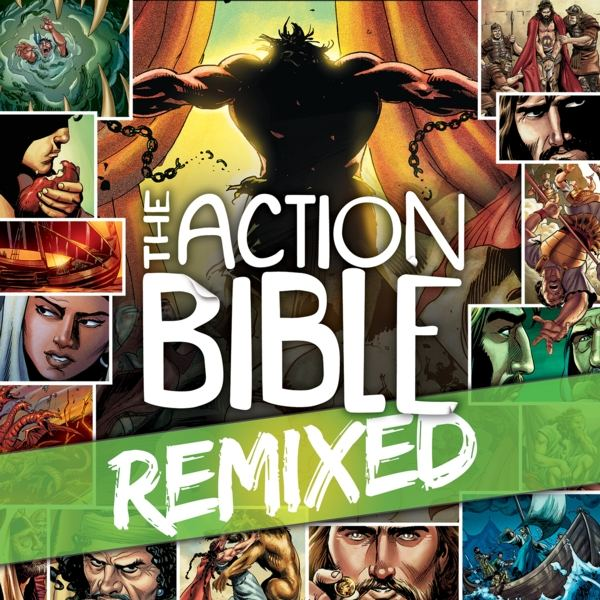 The Action Bible REMIXED - Releases May 6