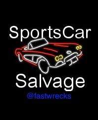 Sportscar Salvage logo