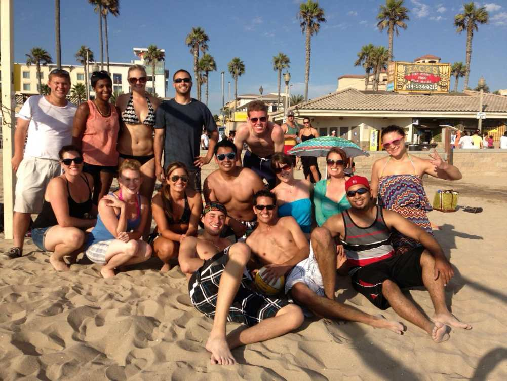 2313 Inc.'s Operation Smile Volleyball Tournament