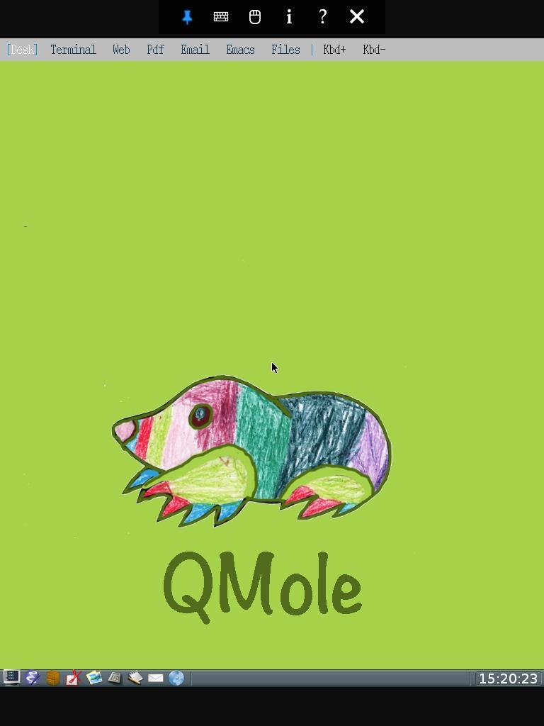 QMole Desktop System for IPad