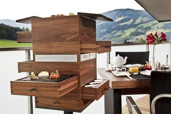 Rosengarten Gourmet Breakfast Butler