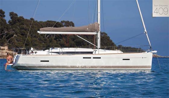 Jeanneau Sun Odyssey 409 - Nisos Yacht Charter