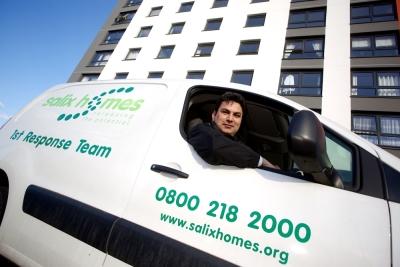 Salix Homes deploys SmartVoice ViewPoint