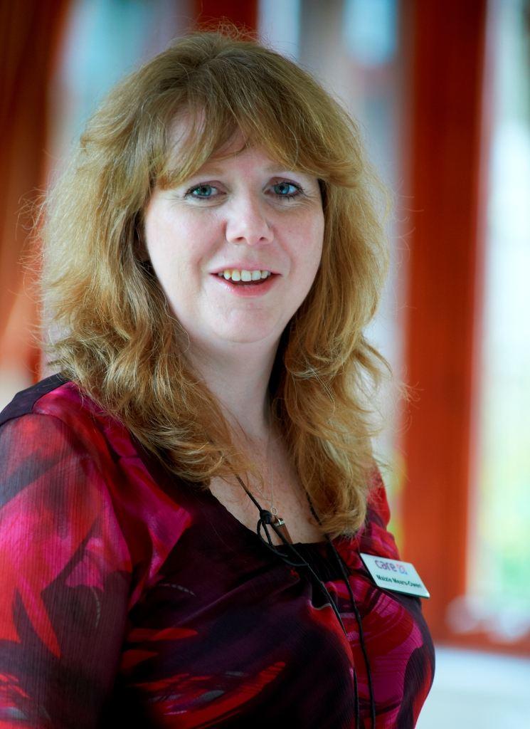 Maizie Mears-Owen, head of dementia, Care UK.