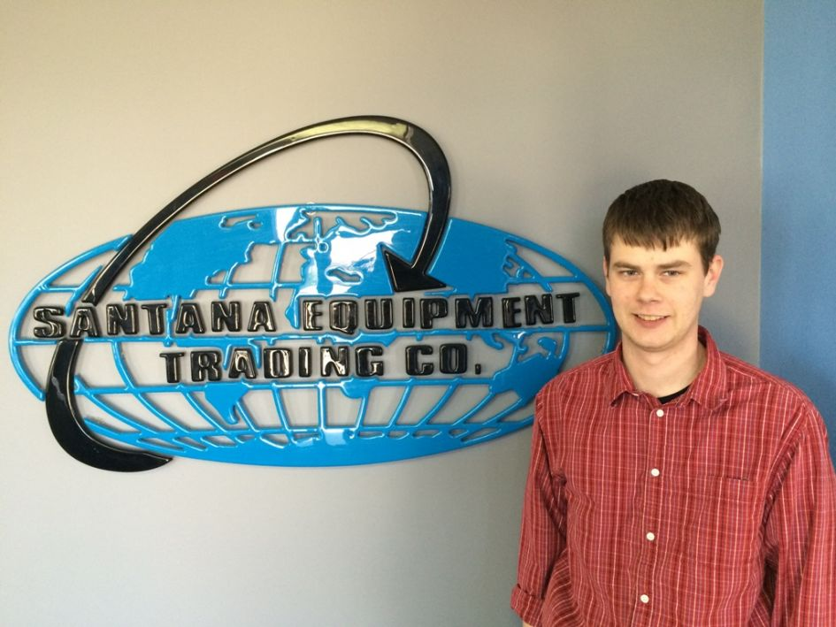 Jason Ambrose - District Sales Manager for Santana Equipment Trading Company