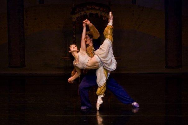 Miye Bishop, Camano Dance Academy Instructor
