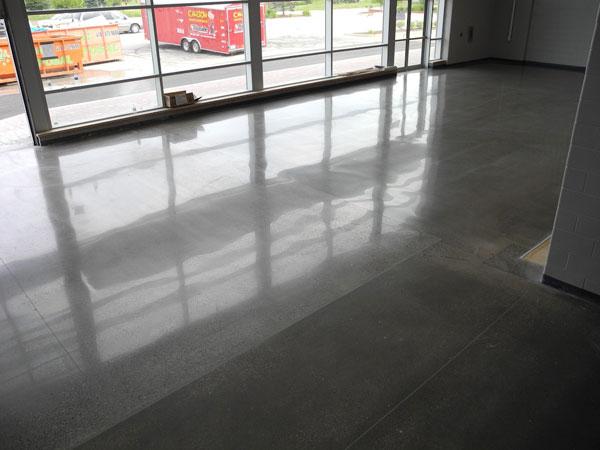 polished floor toronto
