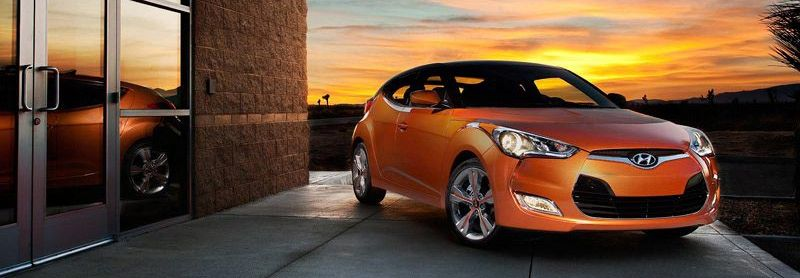 2014 Hyundai Veloster Awarded Top Safety Rating by the NHTSA
