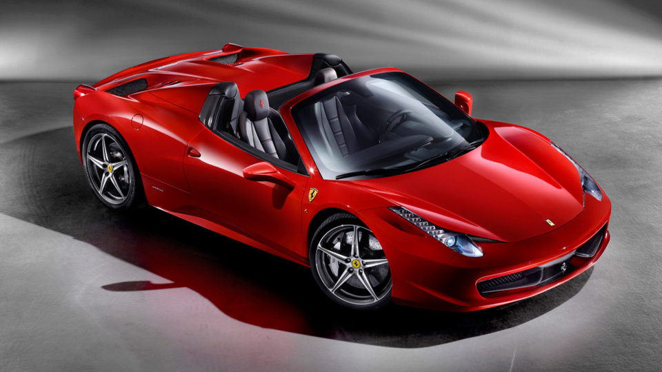 2014 Ferrari 458 Spider >> Midway Car Rental Acquires 2014 Ferrari 458 Spider Midway