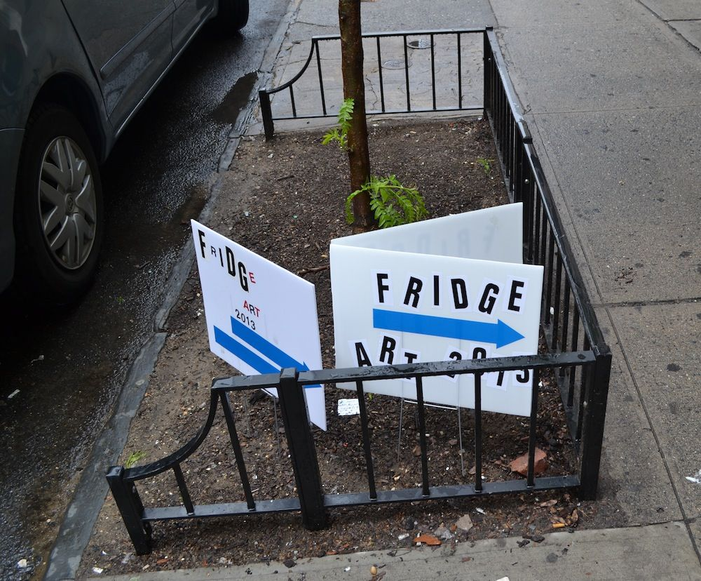 Fridge+Art+Fair+sign