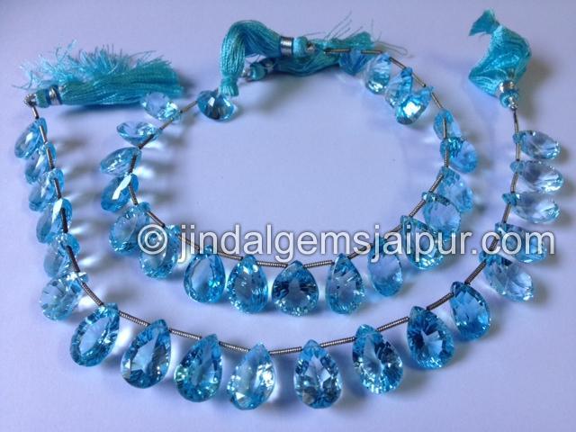 Sky Blue Topaz Gemstone Beads Manufacturer