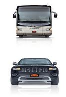 The prize package includes this 2014 Berkshire RV and 2014 Jeep Grand Cherokee.