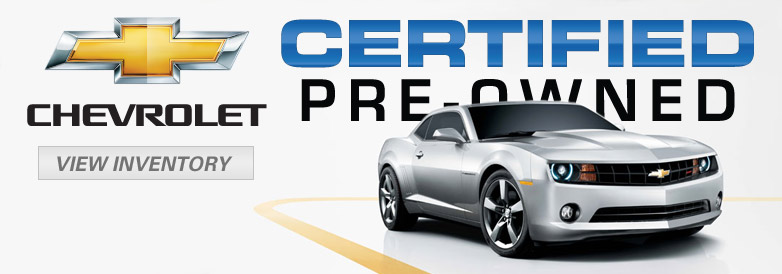 Boston Chevrolet Dealer Launches New Certified Chevy ...