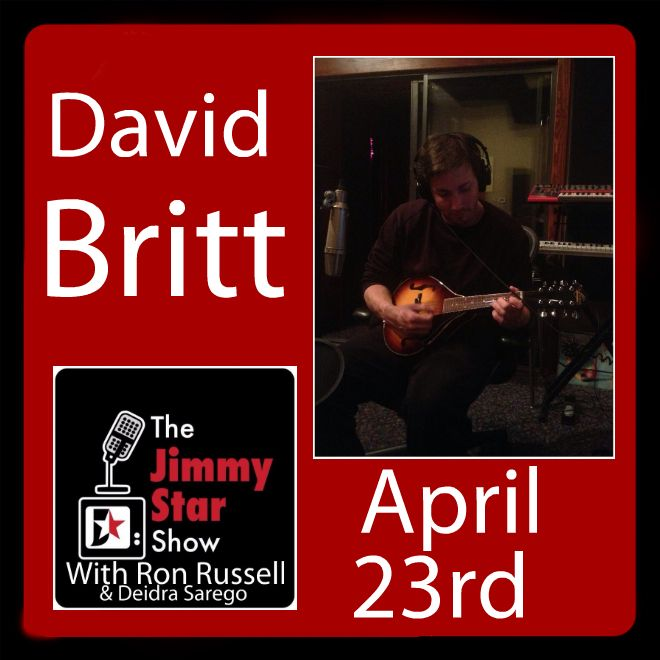 David Britt on The Jimmy Star Show