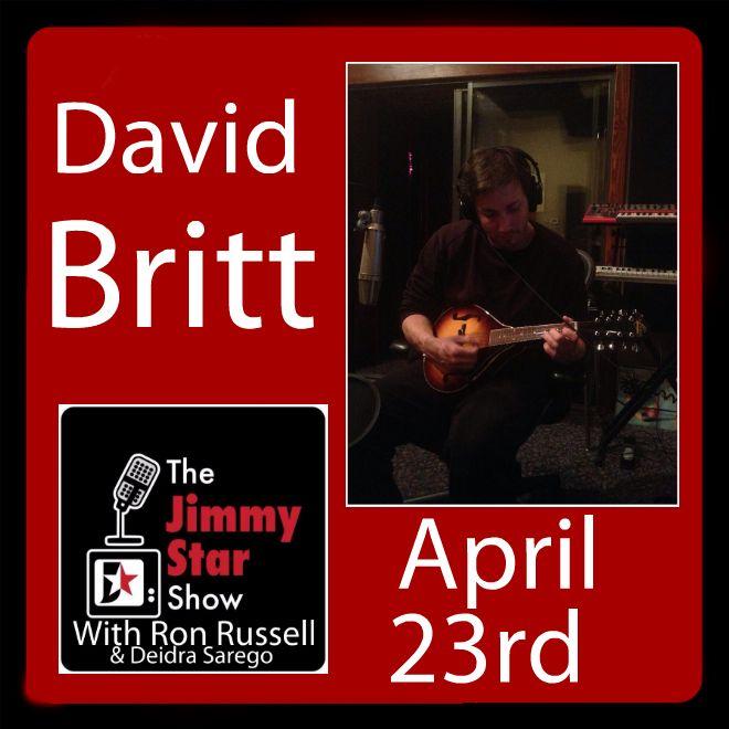 David Britt on The Jimmy Star Show