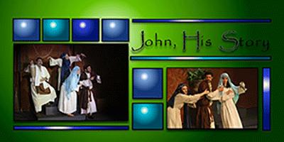 John, His Story
