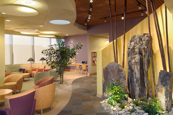 LifeScape Premier Lobby in Scottsdale, AZ