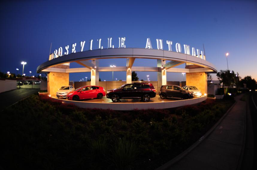 Bigger Biggest And Best The Roseville Automall Roseville Automall Prlog
