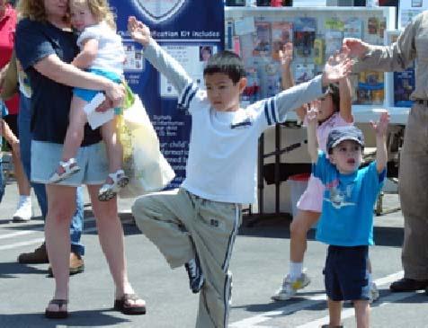 Healthy Kids Day in Thousand Oaks