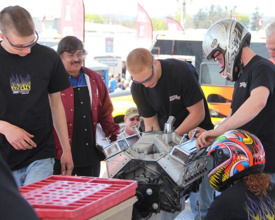Hot Rodders of Tomorrow at 2013 Spring Carlisle