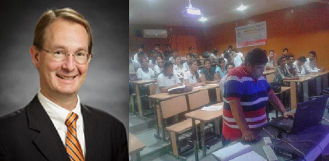 Business Plan Guidelines Talk by Prof Richard Gajan Sangam University Bhilwara
