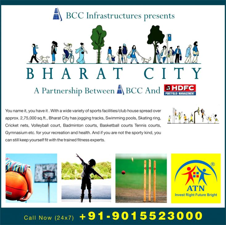 Bharat City