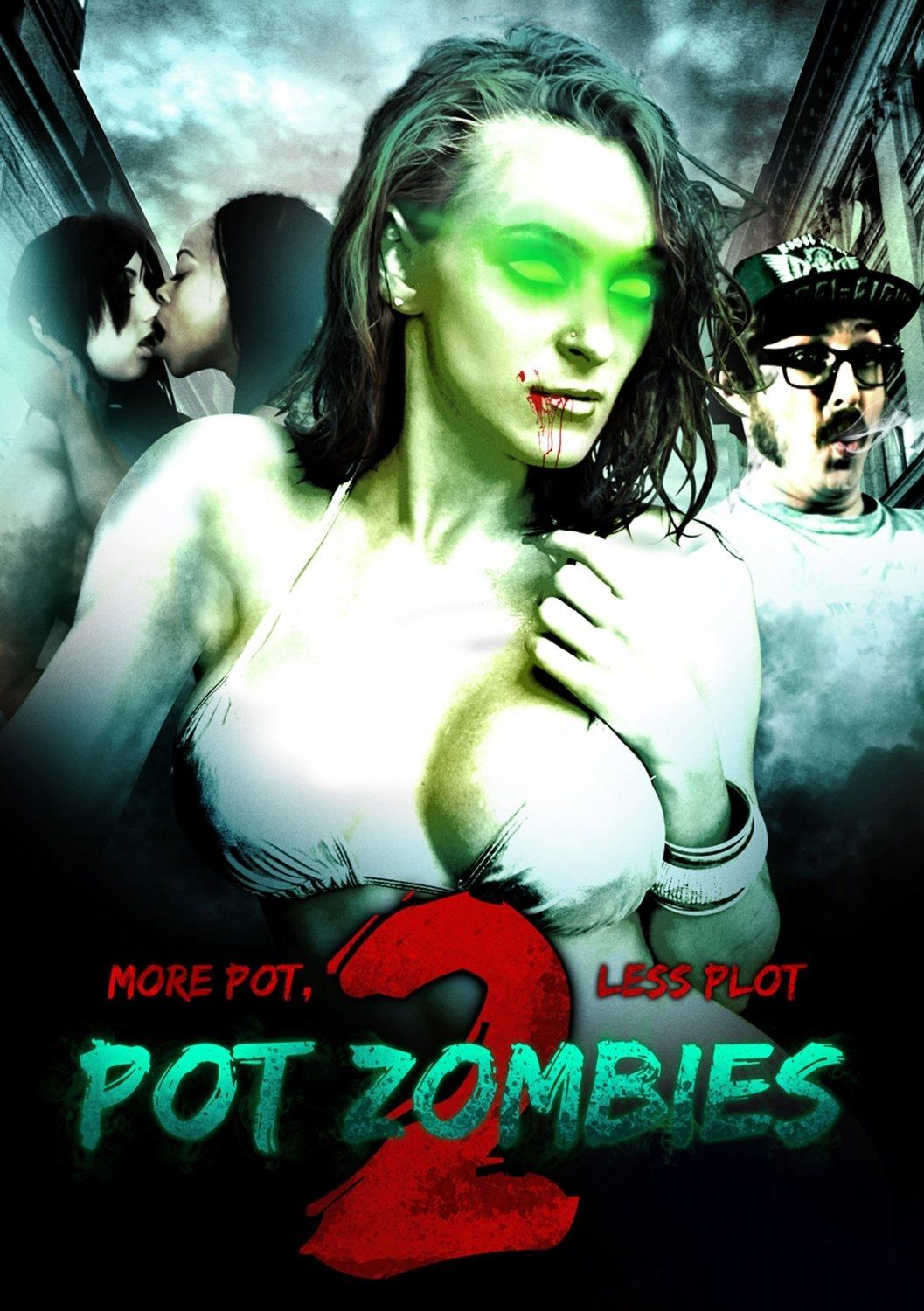 POT ZOMBIES 2 bring leaglization to Oregon