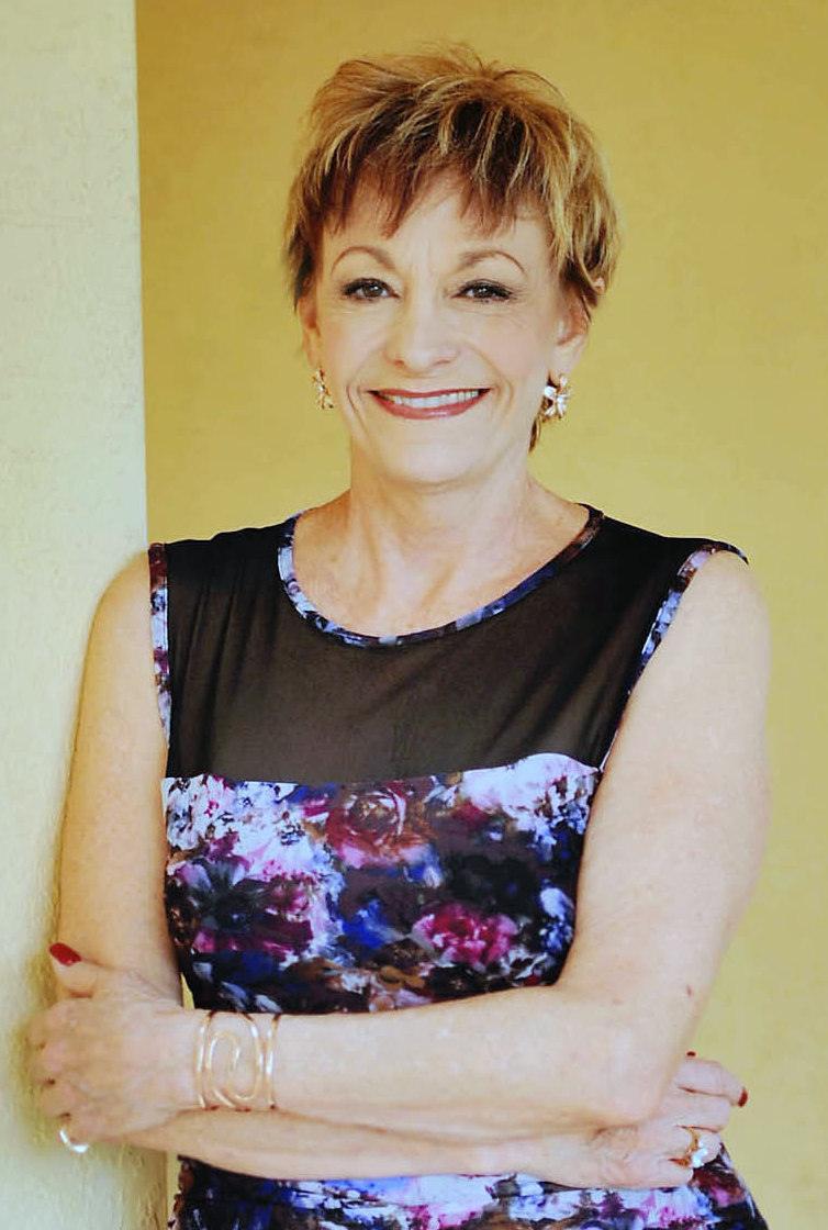 Gwen Carden, host